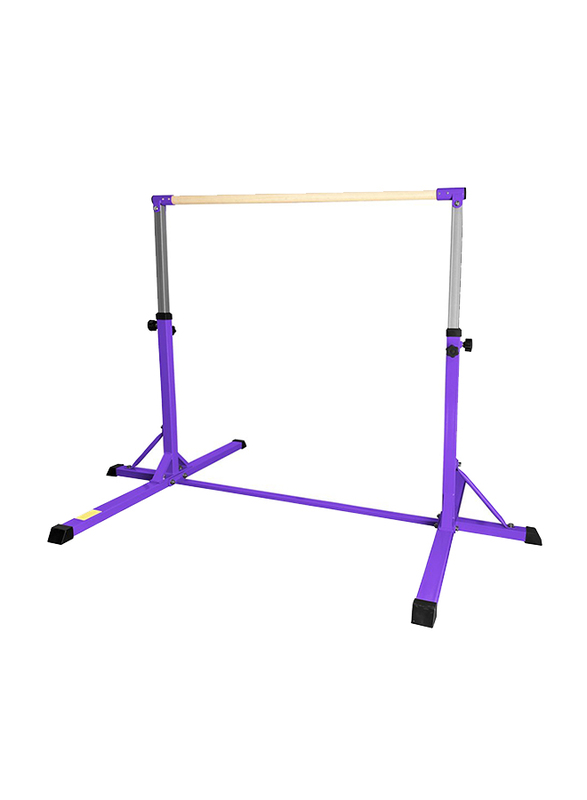 Dawson Sports Gymnastic Horizontal Training Bar, Purple