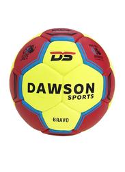Dawson Sports Bravo Handball, Size 1, Red/Yellow
