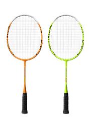 Dawson Sports Junior Badminton Racket, Orange/Yellow