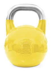 Dawson Sports Competition Kettlebell, Yellow, 28KG