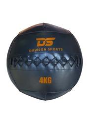 Dawson Sports Cross Training Wall Ball, Black, 4KG