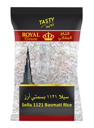 Royal Crown Sella 1121 Basmati Rice, 900g
