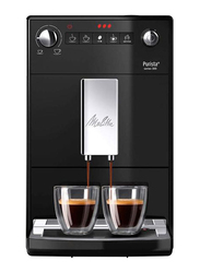Melitta 1L Purista Automatic Espresso Coffee Machine, 1450W, F23/0-102, Black