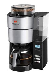 Melitta 1.5L Aroma Fresh Espresso Coffee Machine, 1000W, 1021-01, Black