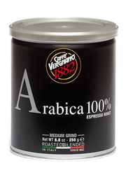 Caffe Vergnano Arabica Moka Ground Coffee, 250g