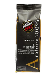 Caffe Vergnano 100% Arabica Whole Coffee Beans, 250g