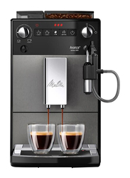Melitta 1.5L Avanza Automatic Espresso Coffee Machine, 1450W, F270-100, Grey