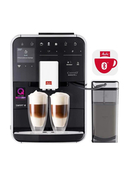 Melitta 1.8L Barista TS Smart Espresso Coffee Machine, 1450W, F85/0-102, Black