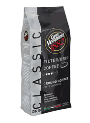 Caffe Vergnano Classic Filter Ground Coffee, 1 Kg