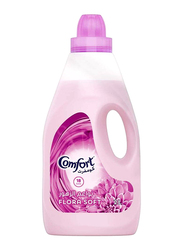 Comfort Dilute Flora Soft Fabric Softener, 2 Liters