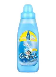 Comfort Dilute Spring Dew Fabric Softener, 1 Liter