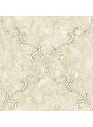 Wallquest Self Adhesive Wallpaper, 0.52 x 10 Meter, Beige