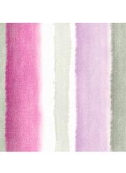 Wallquest Soleil Stripes Pattern Wallpaper, 0.52 x 10 Meter, Pink/Grey/Purple
