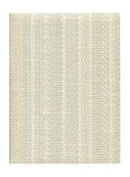 Zambaiti Parati Stripes Print Wallpaper, 10 x 0.53 Meter, Beige