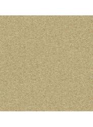 Wallquest Hudson Park Plain Pattern Wallpaper, 0.53 x 10 Meter, Beigish Gold