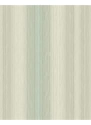Wallquest Ombre Stria Wallpaper, 10 x 0.53 Meter, Beige/Grey