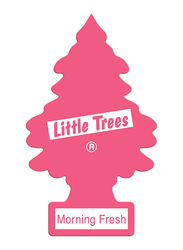 Little Trees Paper Morning Fresh Car Air Freshener, Pink