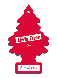 Little Trees Strawberry Paper Air Freshener, Pink