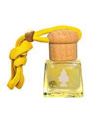 Little Trees Bottle - Lemon Car Air Freshener, Clear
