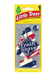 Little Trees Card Fresh Shave Air Freshener, Pink/Blue/White