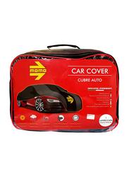 Momo UV Resistant Car Body Cover, Large Size, CC1LL1, Black/Grey