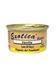 Exotica Vanilla Organic Air Freshener