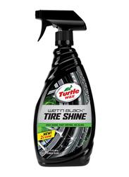 Turtle Wax 23 Oz Wet'n Black Ultra Wet Tire Shine, T217RA