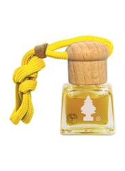 Little Trees Bottle - Vanilla Car Air Freshener, Yellow