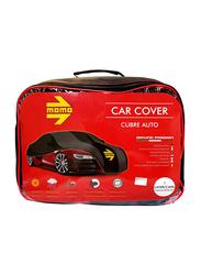 Momo UV Resistant Car Body Cover, XXL Size, CC1LXXL1, Black/Grey