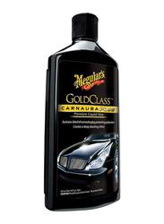 Meguiar's 473ml Gold Class Carnauba Plus Premium Liquid Wax, Black