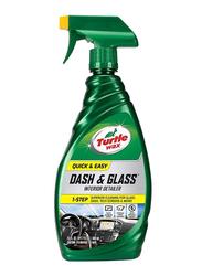 Turtle Wax 680ml Dash & Glass Cleaner Spray