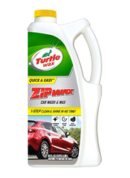 Turtle Wax 1.89Ltr Zip Wax Car Wash