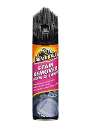 Armor All 513gm Stain Remover Foam Cleaner with Brush