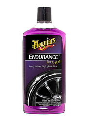Meguiar's 473ml Endurance Tire Gel Polish, G7516, Purple