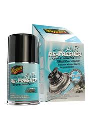 Meguiar's 57gm Whole Car Air Re-Fresher Odor Eliminator Mist