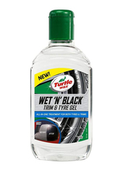 Turtle Wax 300ml Wet Trim And Tyre Gel