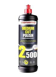 Menzerna 1Kg Medium Cut 2500 Car Polish, Black
