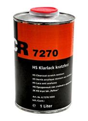 4CR 1Ltr 2-in-1 Scratch Resistant Varnish, 7270