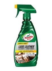 Turtle Wax 473ml Luxe Leather Cleaner & Conditioner