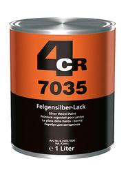 4CR 1Ltr 7235 2K HS Rapid Clearcoat 2:1, Brown