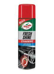 Turtle Wax 500ml Fresh Shine Strawberry Car Freshener