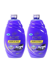 Turtle Wax 2-Piece Ice Premium Car Care Wash and Wax Set