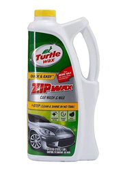 Turtle Wax 1.89Ltr Zip Wax Car Wash and Wax