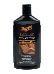 Meguiar's 414ml Gold Class Rich Leather Cleaner