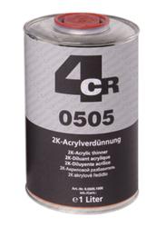 4CR 1Ltr 0505-1001 2K Acrylic Thinner