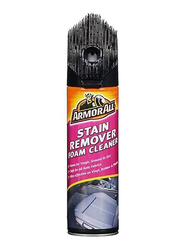 Armor All 500ml Stain Remover Foam with Brush, Multicolor