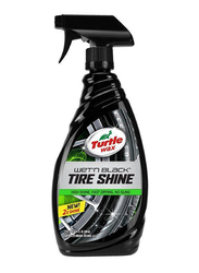 Turtle Wax 680ml Wet'n Black Tire Shine Liquid