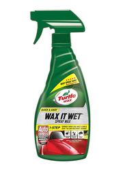 Turtle Wax 479.1gm Wax It Wet Spray