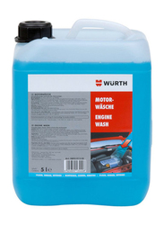 Wurth 5Ltr Engine Wash, Blue