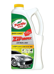 Turtle Wax 1.89Ltr Zip Wax Car Wash &Wax